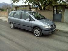 Opel Zafira, 2003г., 230000 км, 3000 лв.