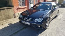 Mercedes-Benz Clk, 2009г., 203000 км, 13500 лв.