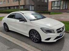 Mercedes-Benz CLA220, 2013г., 138077 км, 27500 лв.