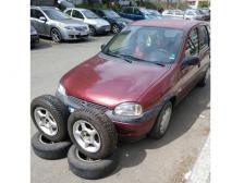 Opel Corsa, 1997г., 197000 км, 1500 лв.