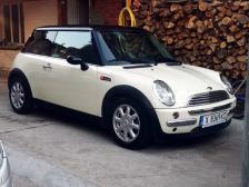 Mini Cooper, 2002г., 160000 км, 3900 лв.