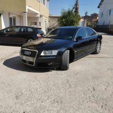 Audi A8, 2007г., 245000 км, 14800 лв.
