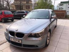BMW 525, 2004г., 230000 км, 7500 лв.