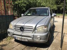 Mercedes-Benz Ml55 AMG, 2001г., 182000 км, 10000 лв.