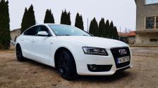Audi A5, 2011г., 205000 км, 15800 лв.