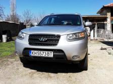 Hyundai Santa Fe, 2006г., 210001 км, 6500 лв.