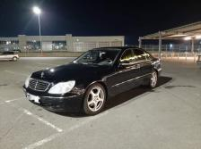 Mercedes-Benz S500, 2000г., 423888 км, 5000 лв.