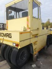Асфалтов валяк гумен Bomag BW 20R