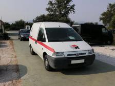 Fiat Scudo, 2000г., 270000 км, 2650 лв.