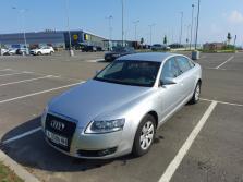 Audi A6, 2007г., 75000 км, 11600 лв.