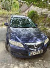 Mazda 6, 2005г., 146000 км, 1400 лв.