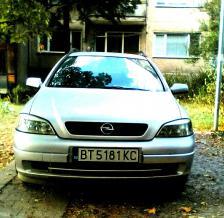 Opel Astra, 1999г., 168000 км