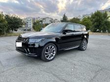 Land Rover Range Rover Sport, 2020г., 26000 км, 132000 лв.