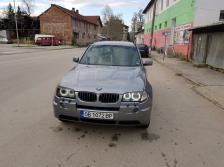 BMW X3, 2006г., 275000 км, 10500 лв.
